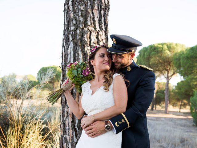 La boda de Alejandro y Ana en Hornillos De Eresma, Valladolid 21