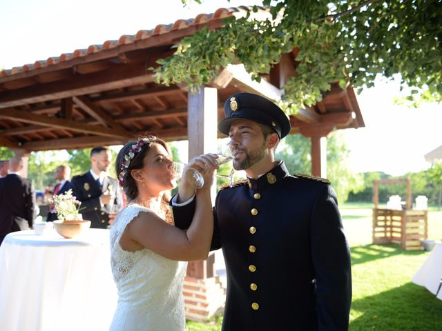 La boda de Alejandro y Ana en Hornillos De Eresma, Valladolid 22