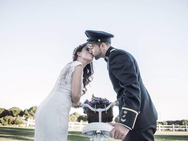 La boda de Alejandro y Ana en Hornillos De Eresma, Valladolid 23