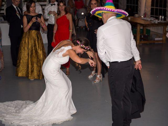 La boda de Alejandro y Ana en Hornillos De Eresma, Valladolid 28