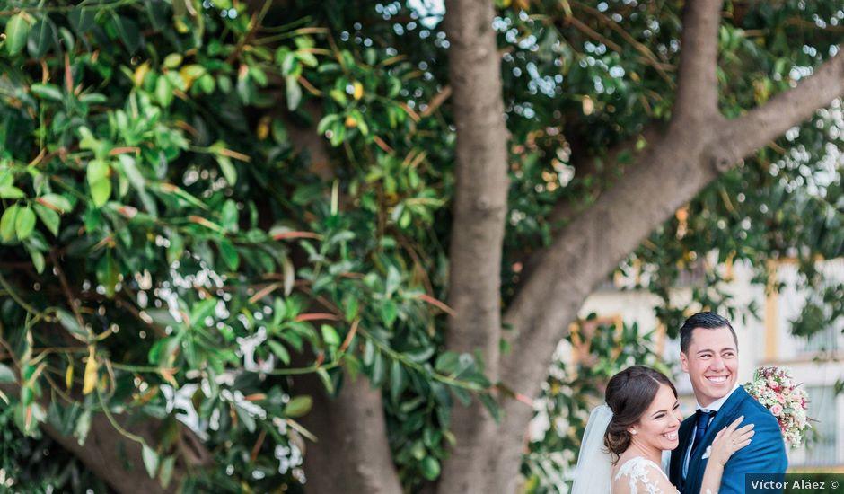 La boda de Alejandro y Ana en Espartinas, Sevilla