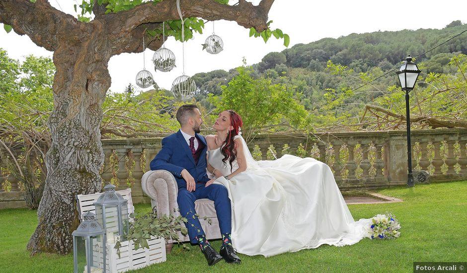 La boda de Debby y Edu en Alella, Barcelona