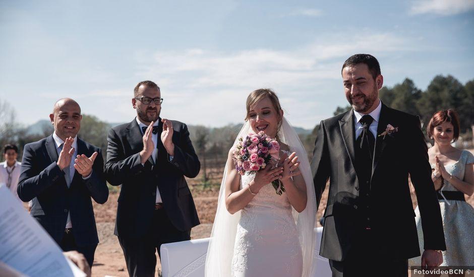 La boda de Maria y Xavi en Manresa, Barcelona