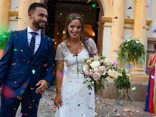 La boda de Cristina y Jacobo