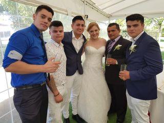 La boda de Desiree y Juan 1