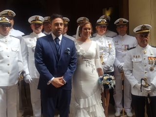 La boda de Evelyn  y Francisco Javier