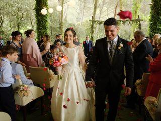 La boda de Patricia y Jeremy