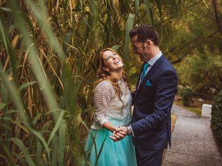 La boda de Leticia y Manuel