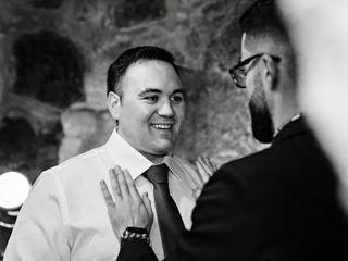 La boda de Olalla y Jorge 1