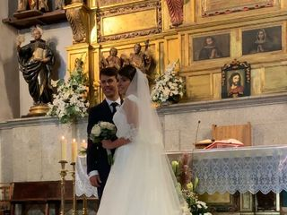 La boda de Moisés y Lidia 1