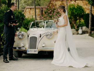La boda de Jose Carlos y Elena