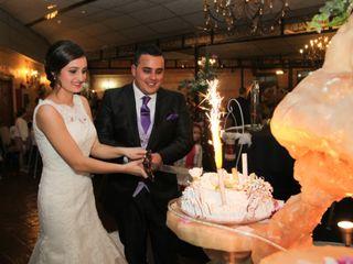 La boda de Irene y Manuel