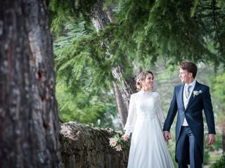 La boda de Annie y Fernando