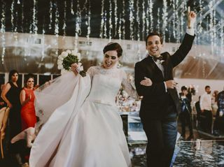La boda de Maria José y Daniel