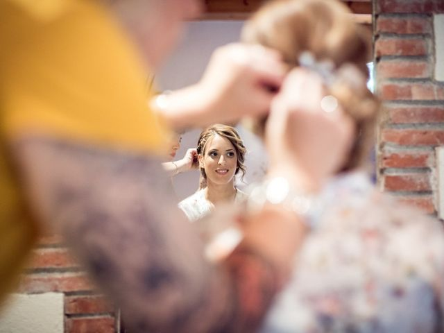 La boda de Oriol y Raquel en Arbucies, Girona 12