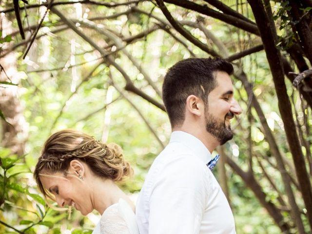 La boda de Oriol y Raquel en Arbucies, Girona 20