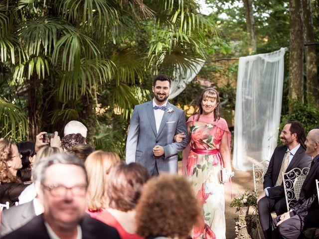 La boda de Oriol y Raquel en Arbucies, Girona 21