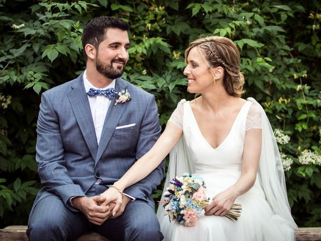 La boda de Oriol y Raquel en Arbucies, Girona 24