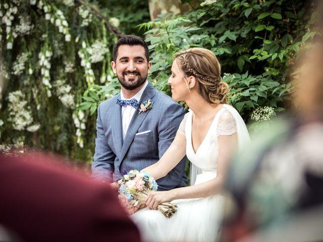 La boda de Oriol y Raquel en Arbucies, Girona 26