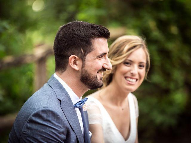 La boda de Oriol y Raquel en Arbucies, Girona 29