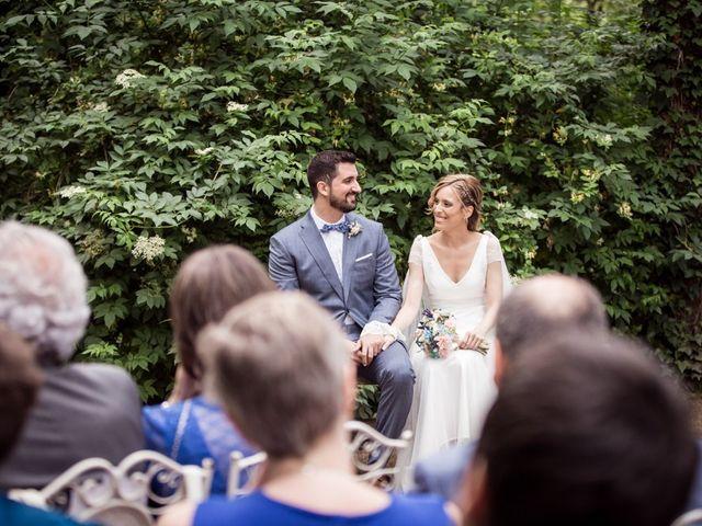 La boda de Oriol y Raquel en Arbucies, Girona 34