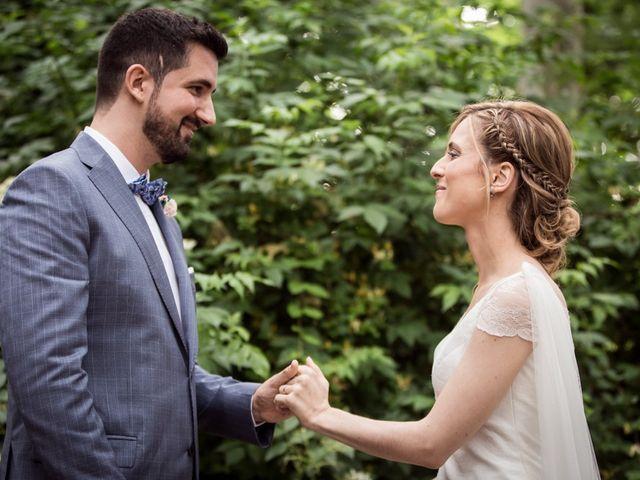 La boda de Oriol y Raquel en Arbucies, Girona 37