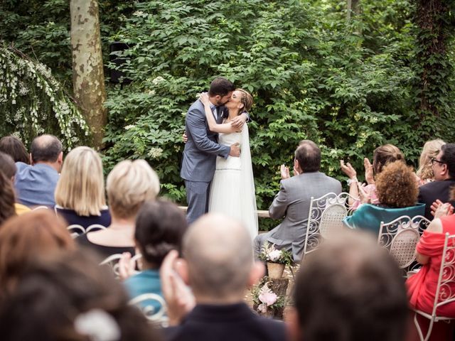 La boda de Oriol y Raquel en Arbucies, Girona 39