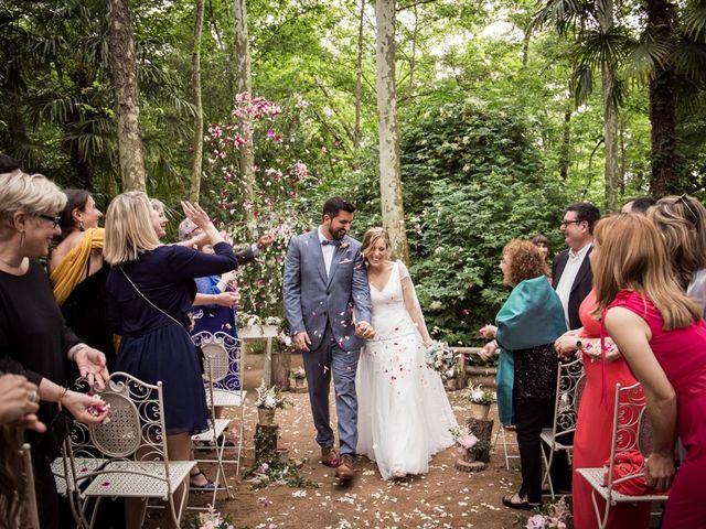 La boda de Oriol y Raquel en Arbucies, Girona 40