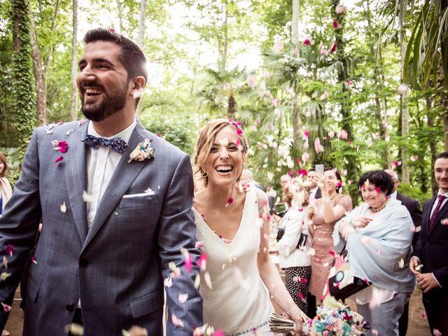 La boda de Oriol y Raquel en Arbucies, Girona 42