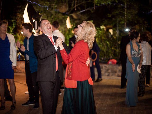 La boda de Oriol y Raquel en Arbucies, Girona 87