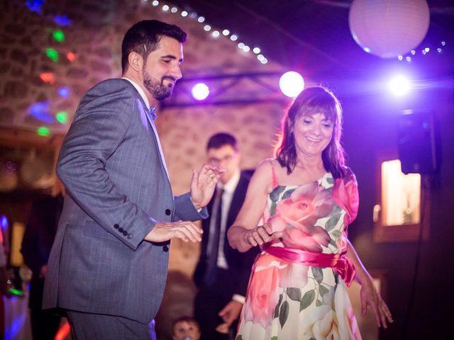 La boda de Oriol y Raquel en Arbucies, Girona 89