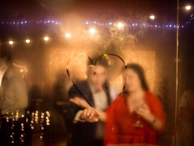 La boda de Oriol y Raquel en Arbucies, Girona 92