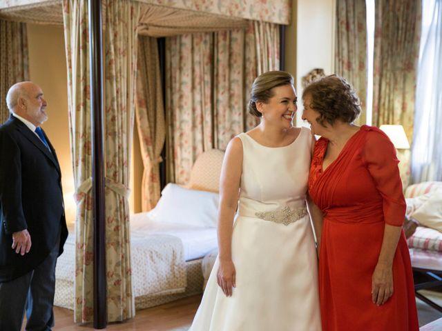 La boda de José y María en Granada, Granada 25