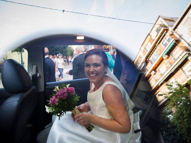 La boda de José y María en Granada, Granada 29