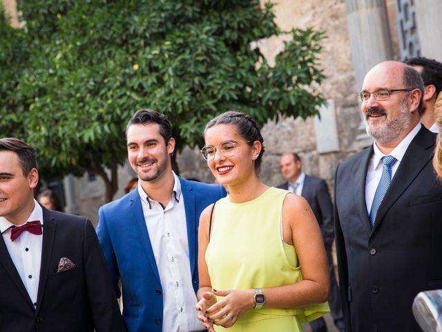 La boda de José y María en Granada, Granada 30