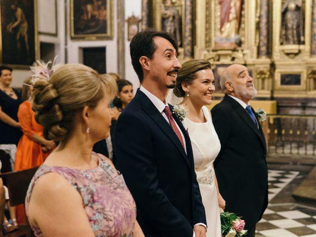 La boda de José y María en Granada, Granada 33