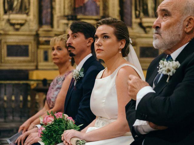 La boda de José y María en Granada, Granada 34