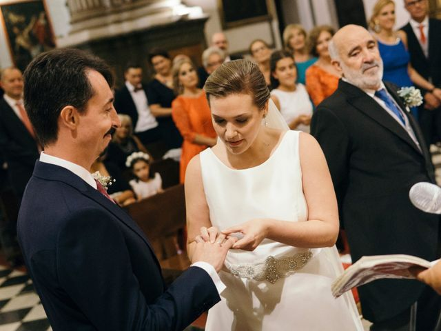 La boda de José y María en Granada, Granada 36