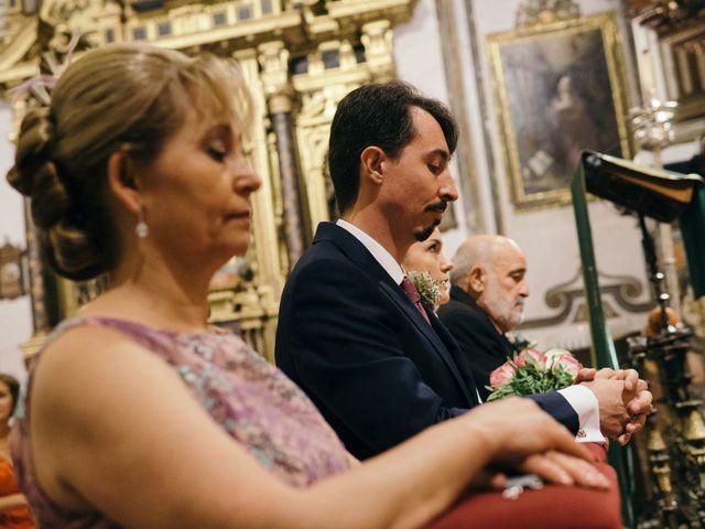 La boda de José y María en Granada, Granada 37
