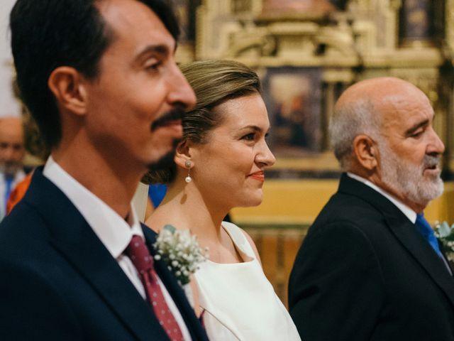 La boda de José y María en Granada, Granada 39