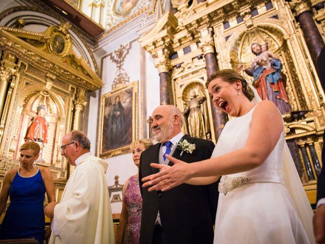La boda de José y María en Granada, Granada 40