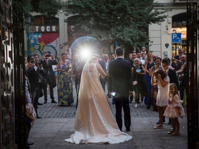 La boda de José y María en Granada, Granada 41