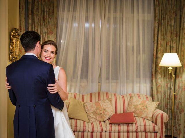 La boda de José y María en Granada, Granada 45