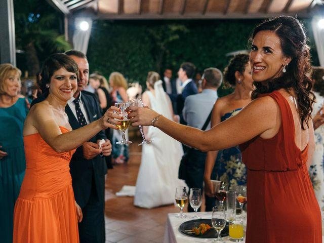 La boda de José y María en Granada, Granada 54