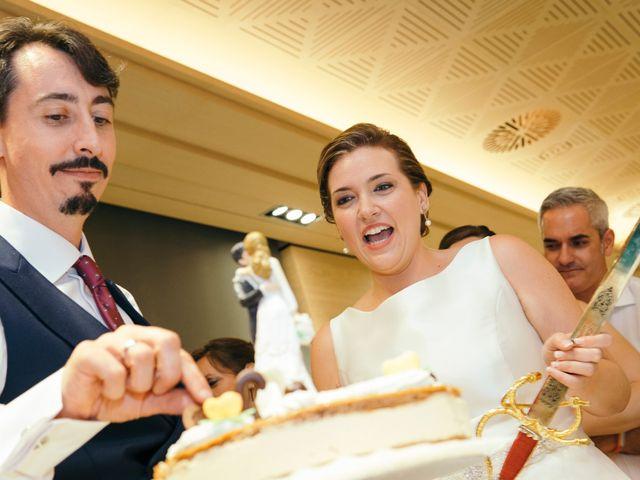 La boda de José y María en Granada, Granada 68