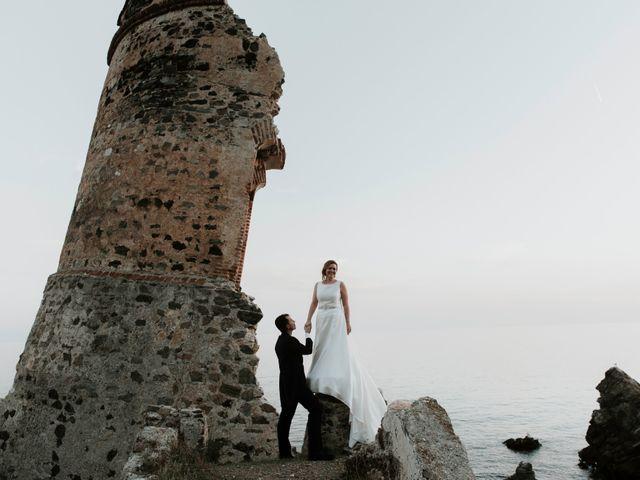 La boda de José y María en Granada, Granada 85