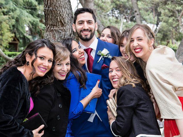 La boda de Javier y Cristina en Leganés, Madrid 9