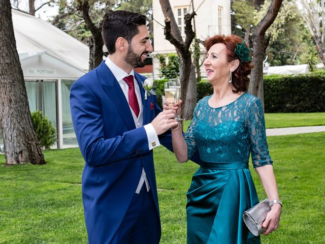 La boda de Javier y Cristina en Leganés, Madrid 10