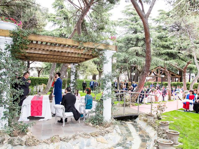 La boda de Javier y Cristina en Leganés, Madrid 15