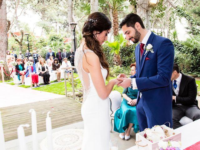 La boda de Javier y Cristina en Leganés, Madrid 16